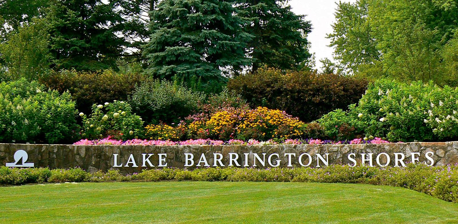 Lake Barrington Shores