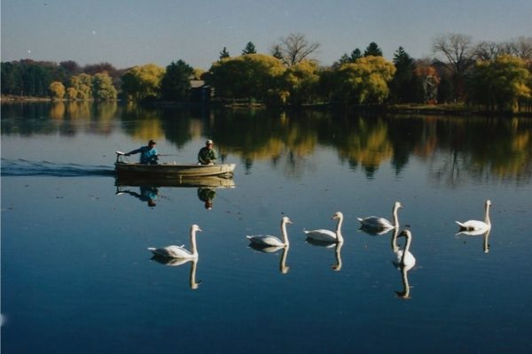 Fishing lake barrington shores for Fishing license for disabled person